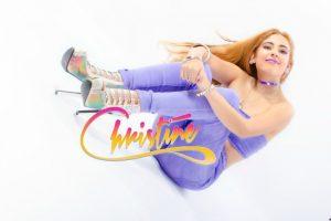CHRISTINE. LA PROMESA DEL POP DANCE EN ECUADOR