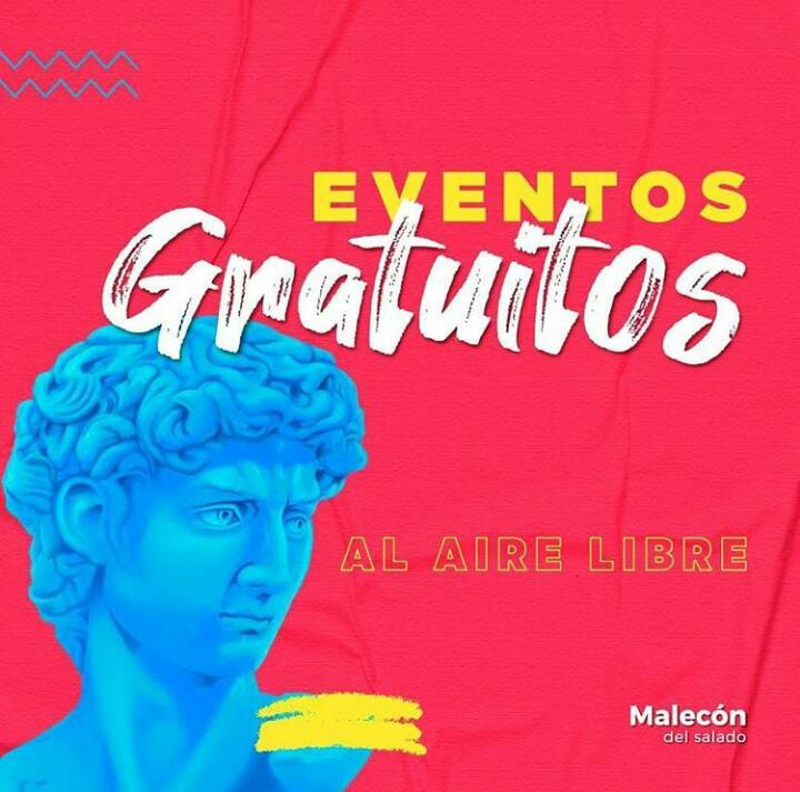 ACTIVIDADES CULTURALES GRATUITAS EN MALECONES y LA BOTA POR EL MES DE FEBRERO