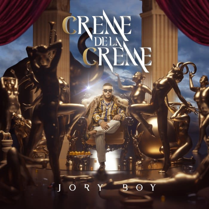 """JORY BOY ESTRENA VIDEOCLIP DE """"LA NOTA"""" DERIVADO DE SU EXITOSO ÁLBUM """"CREME DE LA CREME"""""""