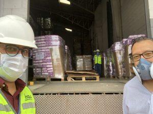 Kimberly-Clark dona más de $8 millones para los esfuerzos de asistencia al COVID-19