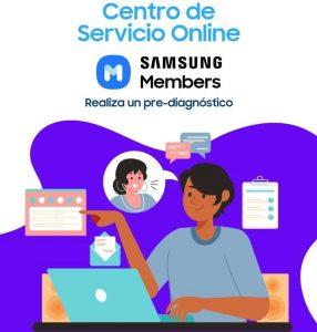 SAMSUNG LLEVA EL CENTRO DE SERVICIO A TU CASA