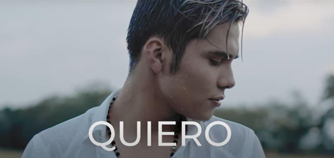 """Anderky demuestra su versatilidad musical y nos presenta """"QUIERO"""""""