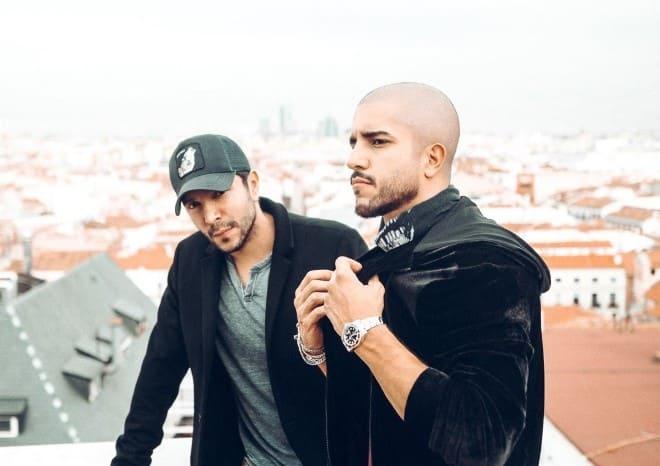 """El nuevo sencillo de Cali y El Dandee junto a Sebastián Yatra """"Locura"""" enloquece de amor al público"""