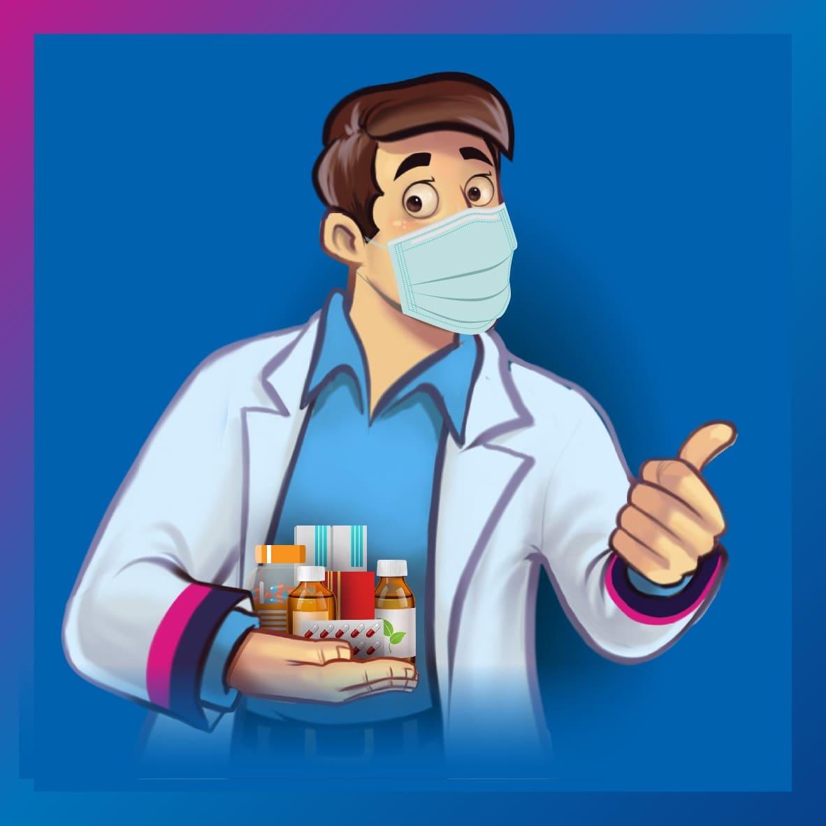 Clientes de Farmacias Cruz Azul podrán realizar pedidos desde sus casas para retirar