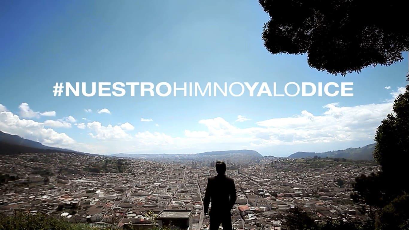 """Seguros Equinoccial presenta """"Nuestro Himno Ya Lo Dice"""" una campaña que brinda seguridad y confianza a los ecuatorianos"""