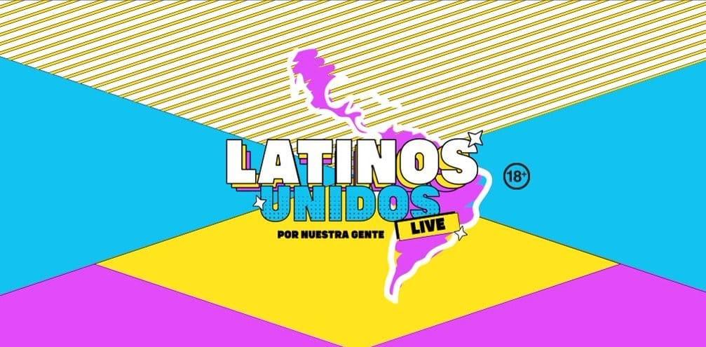 Ecuador se une a través de Pilsener a streaming musical benéfico LATINOS UNIDOS