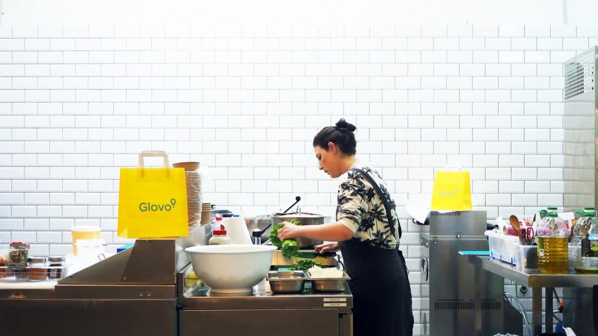 Glovo presenta 6 claves para la reactivación de los restaurantes en el distanciamiento productivo