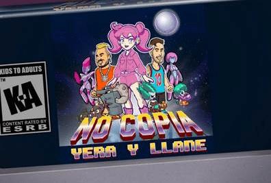 """El colombiano Yera presenta su nueva canción """"No Copia"""" junto a Llane"""