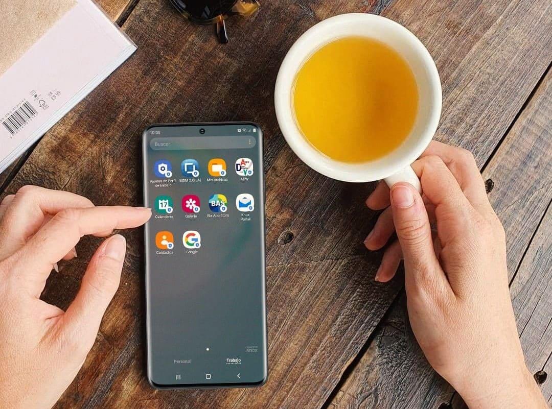 Usar tus apps favoritas es una tranquilidad al momento de tener un Samsung Galaxy