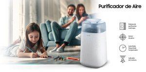 Samsung presenta su innovadora línea de aspiradoras y purificadores de aire