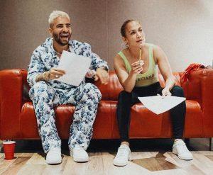 El cantante Maluma y Jennifer López anuncian colaboración musical