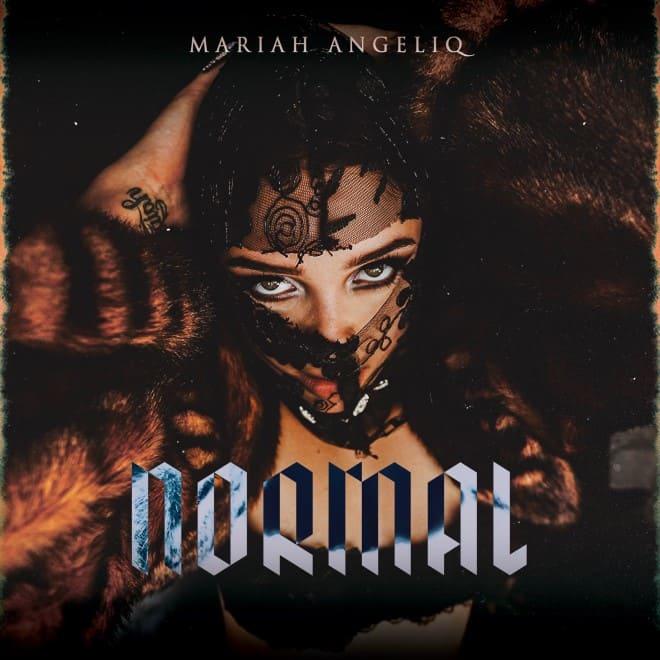 La cantante Mariah Angeliq estrena su nuevo y primer EP 'Normal'