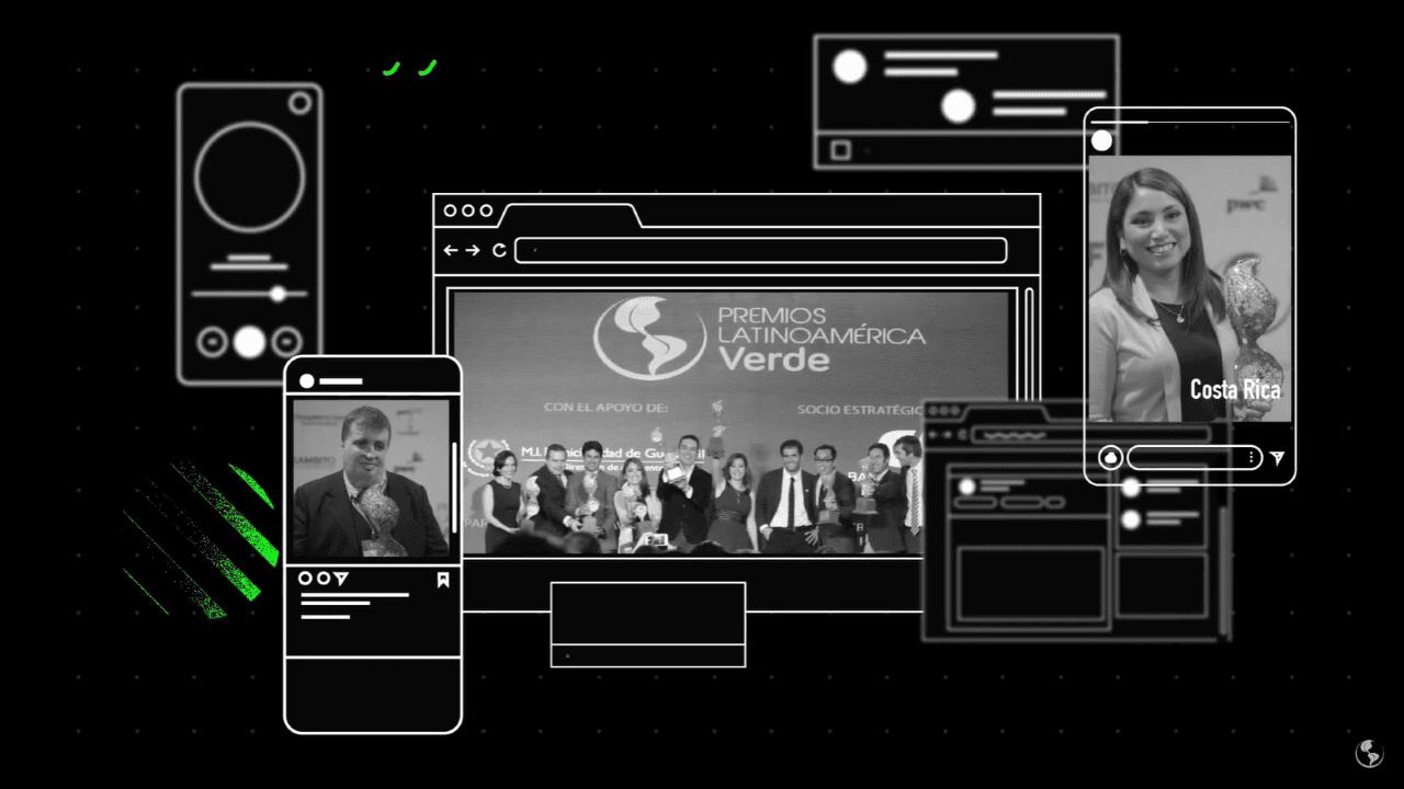 Premios latinoamérica verde realizará su séptima edición en formato digital