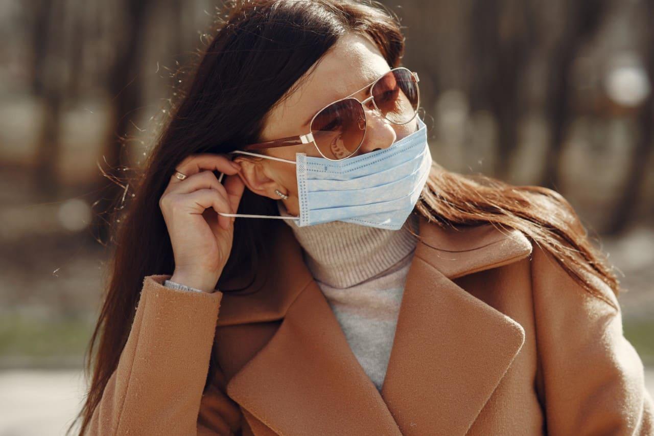 La protección de los ojos es vital para reducir los riesgos de contagio por Covid-19