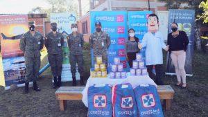 Cruz Azul brinda apoyo a Fuerzas Aéreas Ecuatorianas