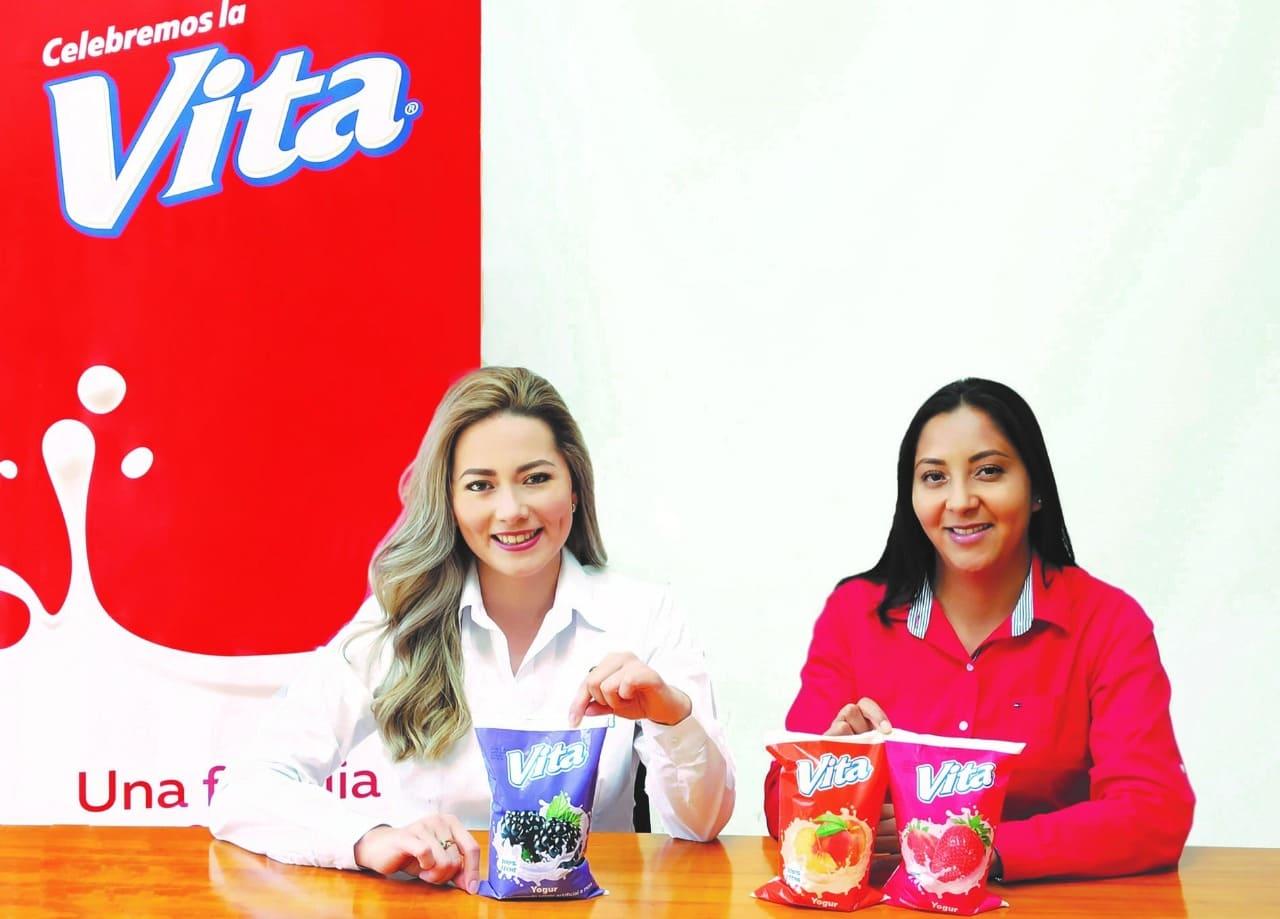 """Pasteurizadora Quito incorpora al mercado su nuevo alimento nutricional """"Vita Yogur"""""""