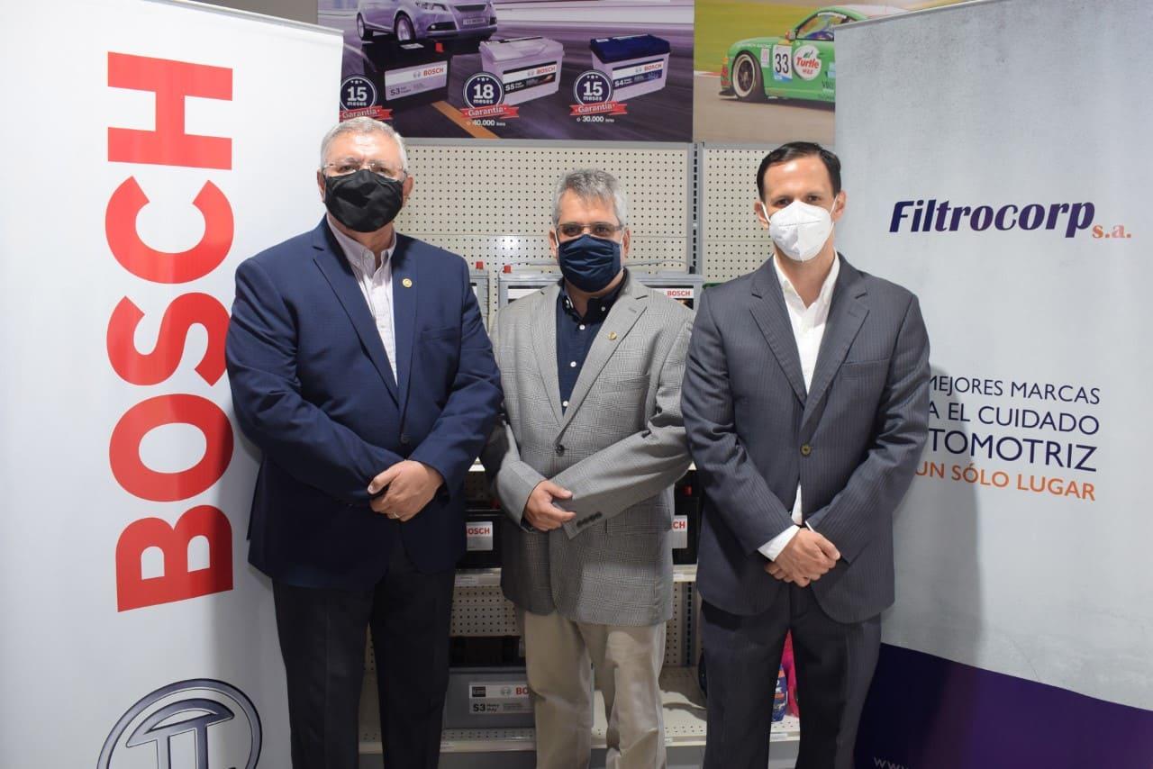 Filtrocorp apuesta por la reactivación económica y apertura su primera tienda en el país