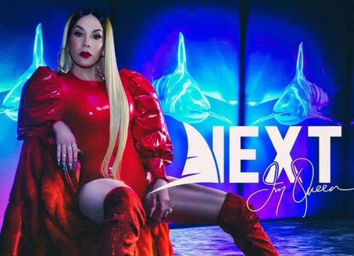 """Ivy Queen se transforma en una tiburona sensual en su nuevo tema musical """"Next"""""""