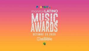 Este domingo se presenta la primera edición de los Premios monitorLatino Music Awards