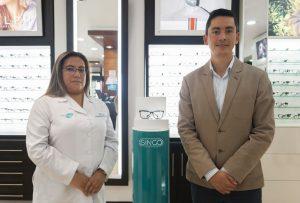 Óptica Los Andes presenta la nueva colección de armazones SINCO, Spring Summer 2020