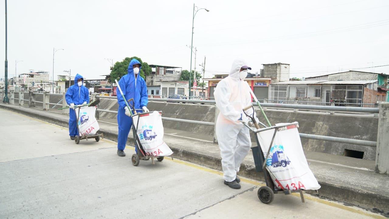 Puerto Limpio hace un llamado a la conciencia cívica para hacer un correcto manejo de los desechos