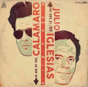 """Andrés Calamaro presenta """"Bohemio"""" su nuevo single y video junto a Julio Iglesias"""