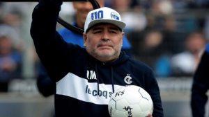 Muere Diego Armando Maradona por un infarto a los 60 años