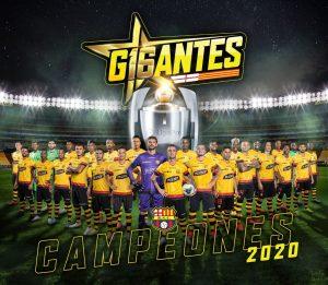 Barcelona SC, es el nuevo campeón de la LigaPro 2020