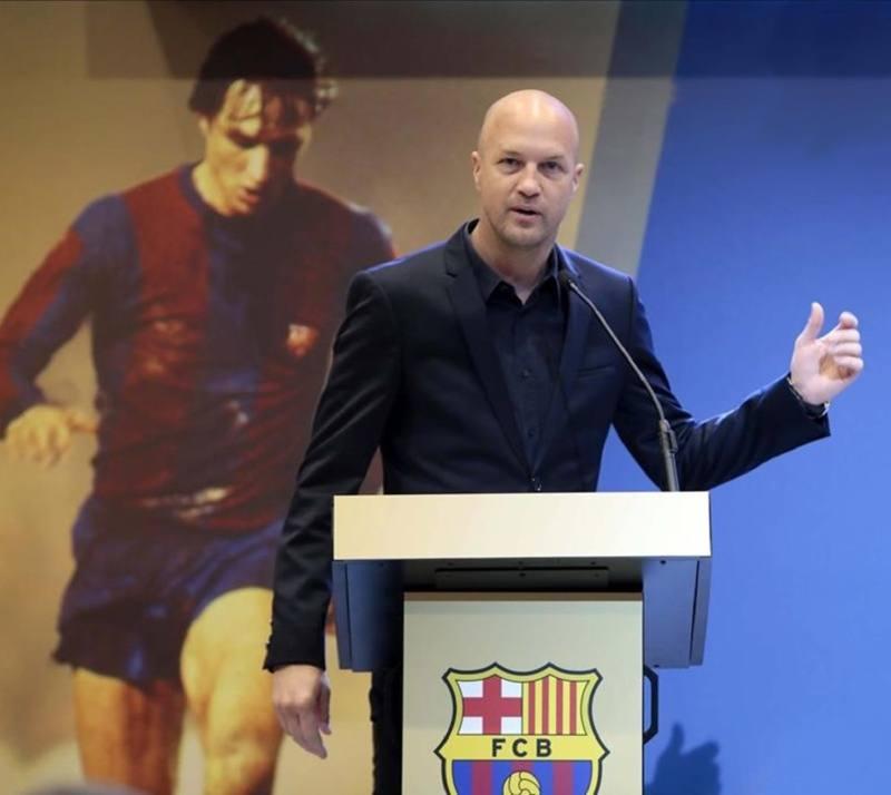 ¿La selección de Ecuador le gana a Jordi Cruyff al FC Barcelona?