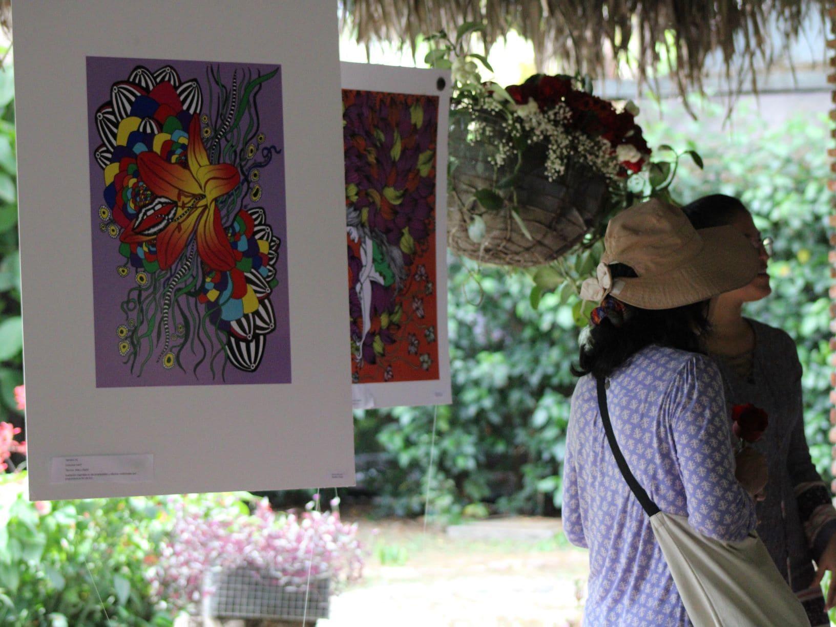 FLORES ECUATORIANAS COMO PATRIMONIO CULTURAL Y NATURAL