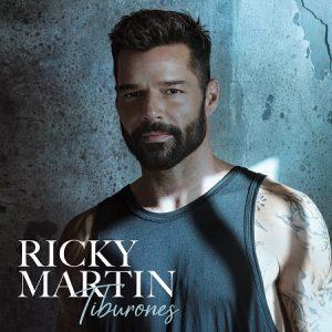 RICKY MARTÍN PRESENTA «TIBURONES» EN TODAS LAS PLATAFORMAS DIGITALES