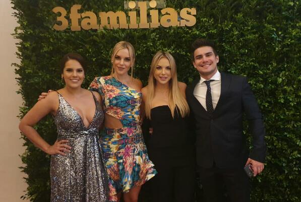 LLEGA LA SEXTA Y ÚLTIMA TEMPORADA DE TRES FAMILIAS