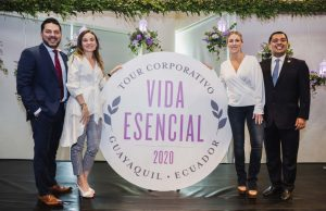 YOUNG LIVING REALIZÓ CONFERENCIA SOBRE NUTRICIÓN, SALUD Y BIENESTAR
