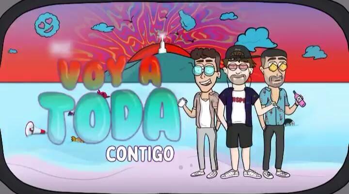 'VOY A TODA' EL NUEVO HIMNO DE CONQUISTA DE ESTEROBEAT