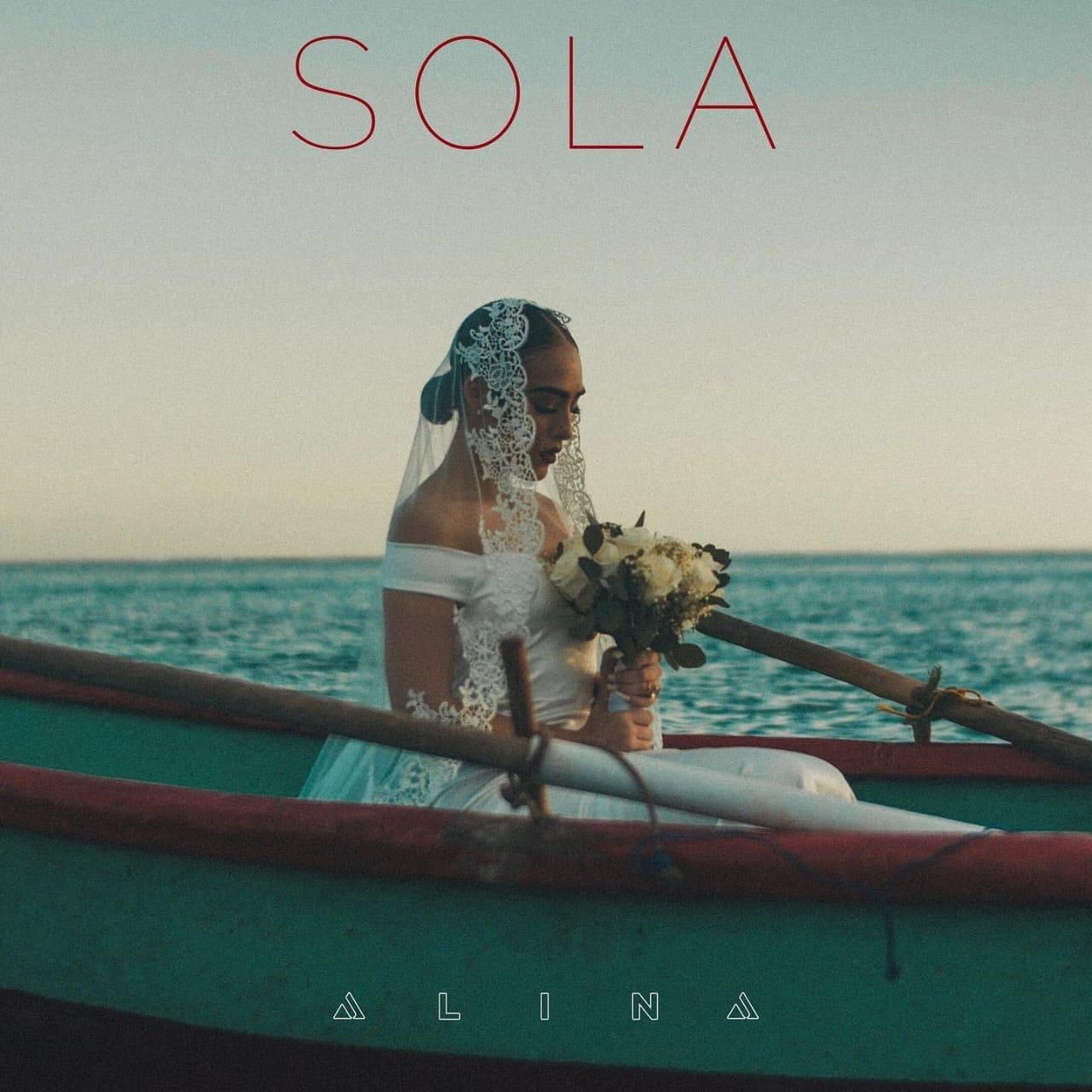 """Conoce el nuevo single de Alina con el cual muchas se identifican """"Sola"""""""