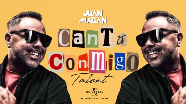 Juan Magán presenta: 'Canta Conmigo Talent', conviértete en el protagonista de tu historia