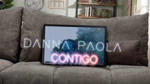 """Danna Paola estrena el vídeo oficial de """"Contigo"""""""
