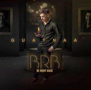 """Guaynaa lanza hoy la pre-orden de su primer EP titulado """"BRB"""""""
