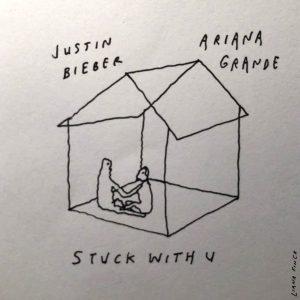 """Ariana Grande y Justin Bieber nos cantan """"Stuck With You"""""""