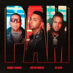 """Justin Quiles lanza hoy """"PAM"""" junto a Daddy Yankee y El Alfa"""