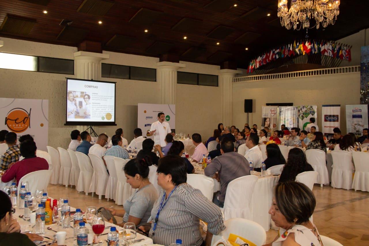 Red Horeca Ecuador busca fortalecer el conocimiento de los negocios a través de capacitaciones gratuitas vía Online