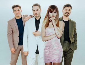 """Aitana presenta junto a Reik """"ENEMIGOS"""" su nueva canción y videoclip oficial"""