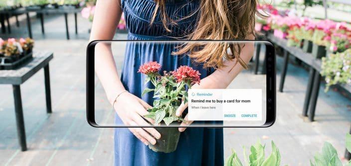 La aplicación Reminder de Galaxy te permite cumplir con todas tus actividades en casa