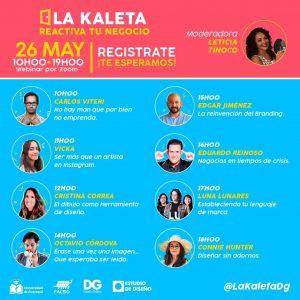 La Kaleta un proyecto para reactivar los negocios y emprendimientos