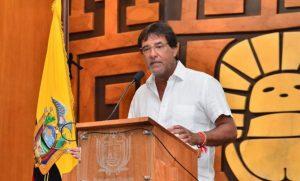Fallece el Prefecto del Guayas Carlos Luis Morales por un infarto fulminante