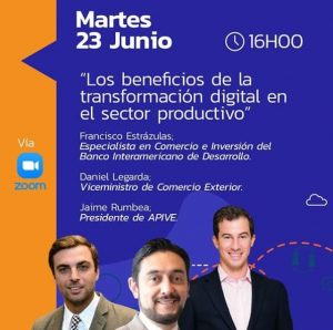 Épico realiza conversatorio sobre La Firma Electrónica: Ventajas y Beneficios para el sector productivo