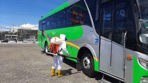 Medidas de seguridad que debes conocer al momento de usar el transporte público