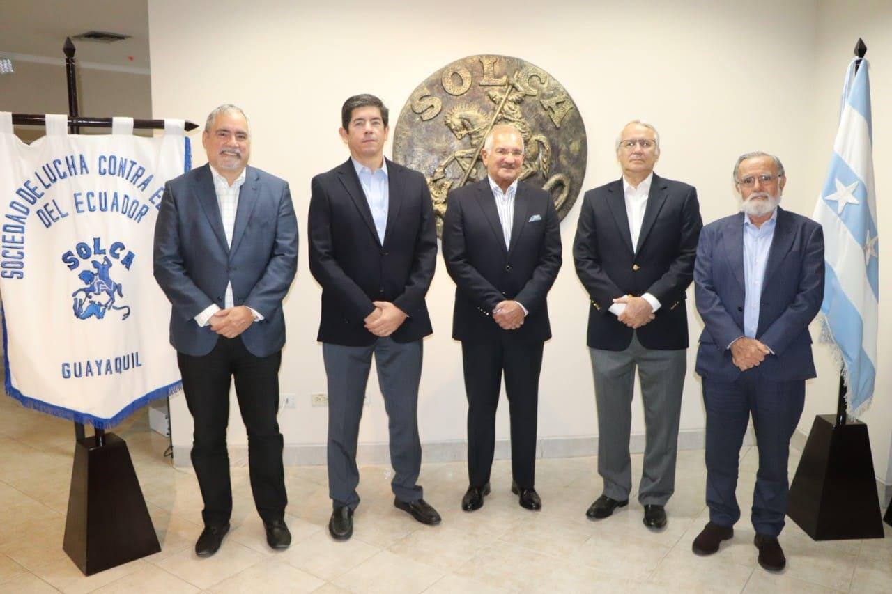 Solca presenta a su nuevo Directorio Nacional 2020 – 2022