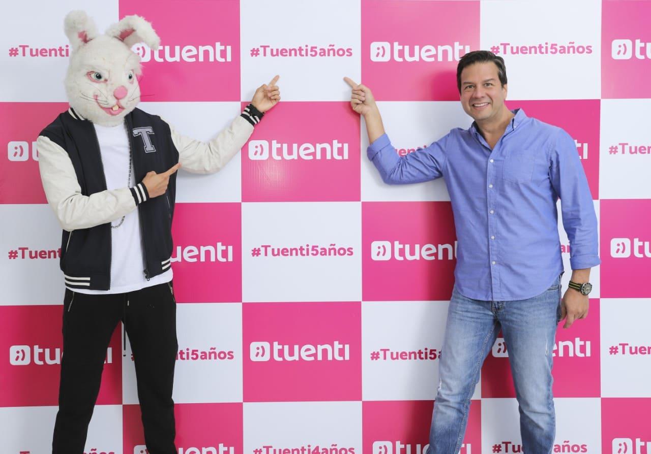 Tuenti festeja 5 años como la marca preferida por Millennials y Centennials en Ecuador