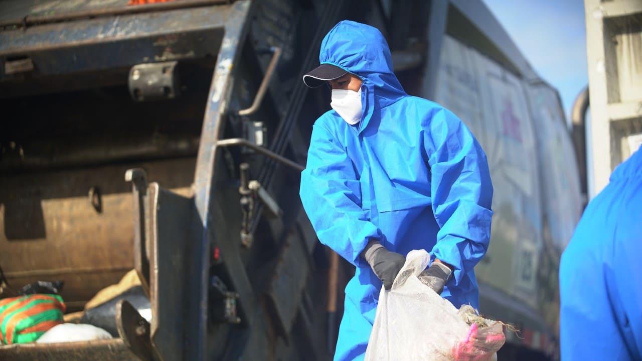 Puerto Limpio recuerda la importancia del manejo responsable de los desechos para reducir el contagio por Coronavirus